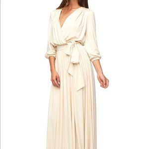 Women's long maxi dress
